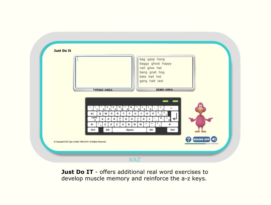 Special Educational Needs :: Teaching the World to Type